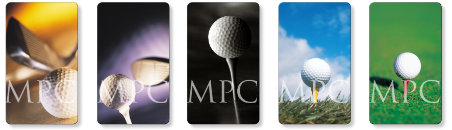 golf memorial prayer cards