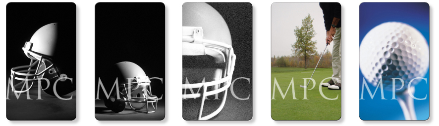football memorial prayer cards
